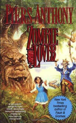 Zombie Lover Piers Anthony