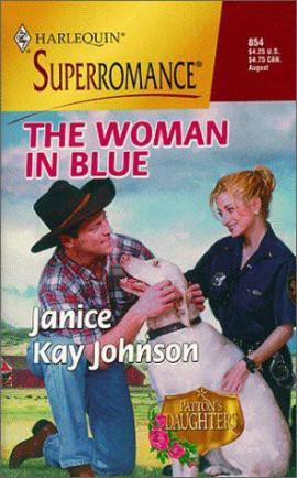 The Woman in Blue Janice Kay Johnson