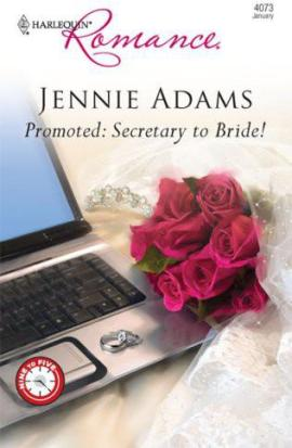 Promoted: Secretary to Bride! Jennie Adams