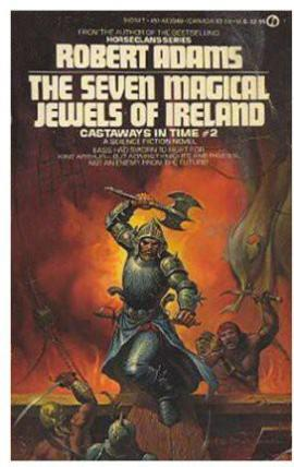 The Seven Magical Jewels of Ireland Robert Adams
