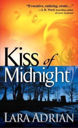 Kiss of Midnight Lara Adrian