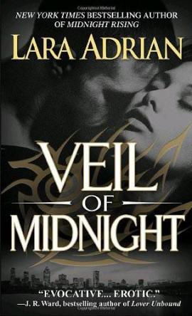 Veil of Midnight Lara Adrian